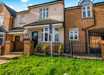Thumbnail 3 bed terraced house for sale in Cotswold Avenue, Duston, Northampton