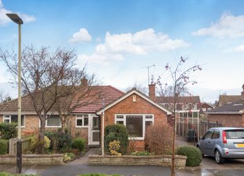 Thumbnail 2 bed semi-detached bungalow for sale in Coberley Road, Cheltenham