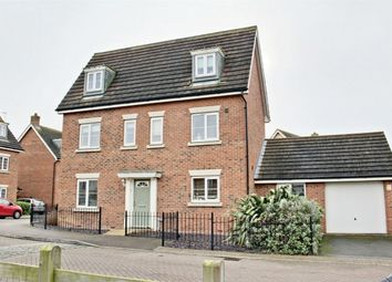 Thumbnail 6 bed detached house for sale in Greenhaze Lane, Great Cambourne, Cambourne, Cambridge