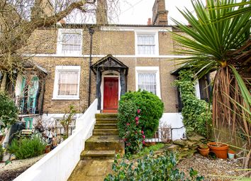 Thumbnail 3 bed terraced house for sale in Shrubbery Road, Gravesend