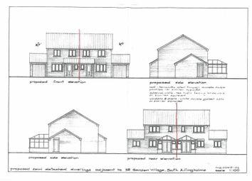 Thumbnail 3 bed semi-detached house for sale in Garden Village, North Killingholme, Immingham