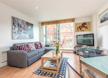 Thumbnail 2 bedroom flat for sale in Horseshoe Court, 11 Brewhouse Yard, London