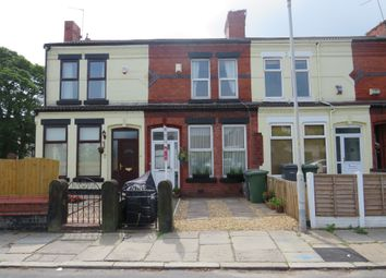 Thumbnail 2 bedroom terraced house for sale in Mather Road, Prenton