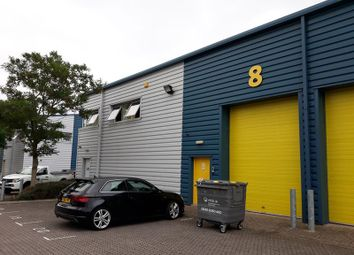 Thumbnail Warehouse for sale in Unit 8, Horizon Business Centre, Erith, London