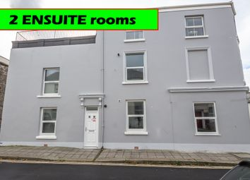 Thumbnail 2 bed flat to rent in Amity Place, Plymouth