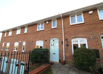 Thumbnail 2 bed terraced house to rent in Knight Close, Winchester