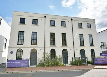 Thumbnail 4 bed town house to rent in North Road, Hertford
