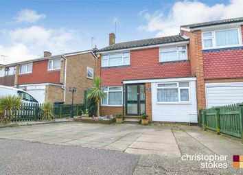Thumbnail 3 bed end terrace house for sale in Nunsbury Drive, Broxbourne, Hertfordshire