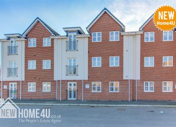 Thumbnail 2 bedroom flat for sale in Bellevue Court, Tenters Square, Wrexham