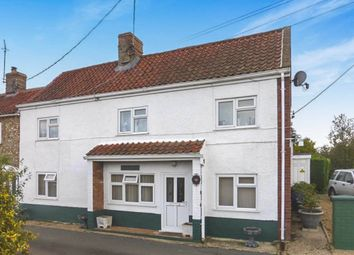 Thumbnail 3 bedroom end terrace house for sale in Cromer Lane, Wretton, King's Lynn