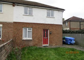 3 bed semi-detached house to rent in The Hydneye, Hampden Park, Eastbourne BN22