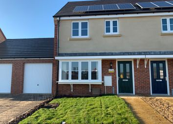 Thumbnail 3 bed semi-detached house for sale in Plot 39 The Winthorpe, Pinchbeck Fields, Spalding