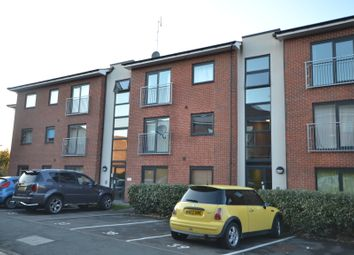 Thumbnail 1 bed flat to rent in Penstock Drive, Stoke-On-Trent