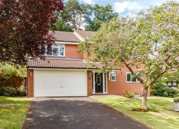 4 bed detached house for sale in Colville Gardens, Lightwater, Surrey GU18