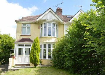 Thumbnail 4 bed semi-detached house for sale in Mayals Road, Mayals, Swansea