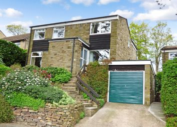Thumbnail 4 bedroom detached house for sale in White Road, New Mills, High Peak