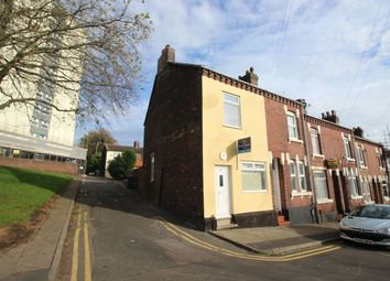 Thumbnail 2 bed terraced house for sale in Well Street, Hanley, Stoke-On-Trent