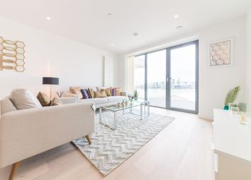 Thumbnail 2 bed flat to rent in Pendant Court, 36 Royal Crest Avenue, Royal Wharf, Silvertown, London