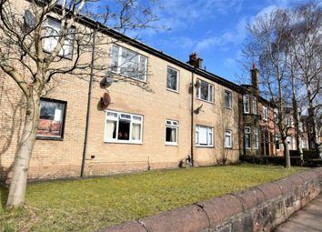 Thumbnail 2 bed flat for sale in Holytown Road, Bellshill