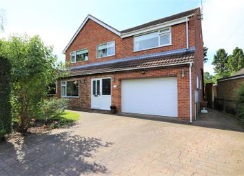 Thumbnail 5 bed detached house for sale in Park Lane, Weston-On-Trent