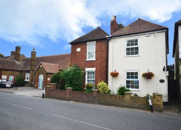 Thumbnail 2 bed semi-detached house to rent in The Street, Upchurch, Sittingbourne