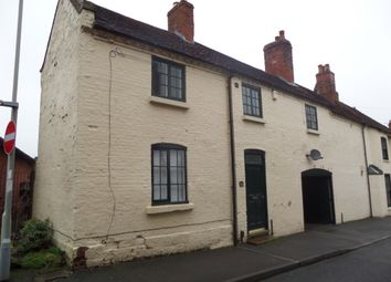 Thumbnail 2 bedroom end terrace house to rent in Church Road, Albrighton
