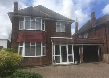 Thumbnail 3 bed detached house for sale in Redwood Avenue, Nottingham
