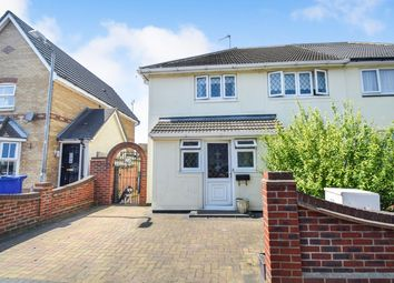 Thumbnail 4 bed semi-detached house for sale in Garron Lane, South Ockendon