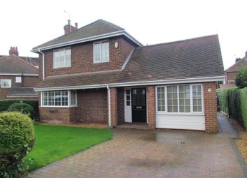 Thumbnail 4 bed detached house for sale in Marlborough Drive, Tadcaster, North Yorkshire