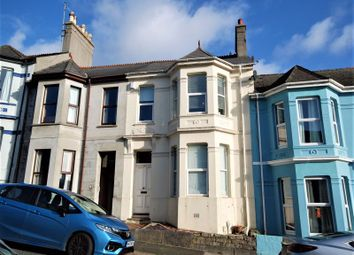 Thumbnail 3 bed flat for sale in Beatrice Avenue, Lipson, Plymouth