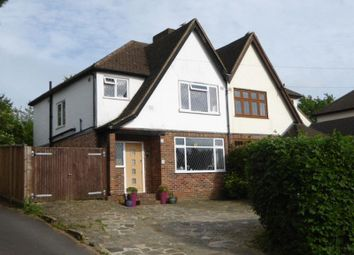 Thumbnail 3 bed semi-detached house for sale in Farleigh Road, Warlingham