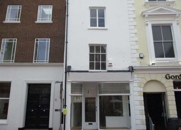 Thumbnail Retail premises to let in St. Peters Street, Hereford