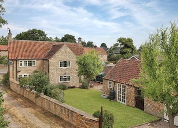 Thumbnail 4 bedroom detached house for sale in Main Street, Welby, Grantham