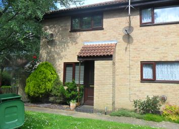 Thumbnail 1 bed end terrace house to rent in Wentworth Way, Lowestoft