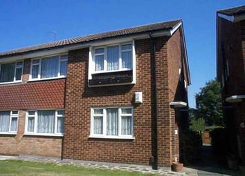 Thumbnail 2 bed flat to rent in Fleetwood Court, Farnborough Common, Farnborough