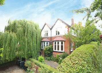 Thumbnail 4 bedroom detached house for sale in Robinson Road, Mapperley, Nottingham