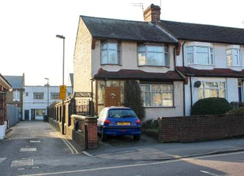 Thumbnail 3 bed end terrace house for sale in Bounds Green Road, London