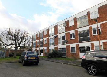 Thumbnail 2 bed flat for sale in Silverdale Close, Hanwell, London