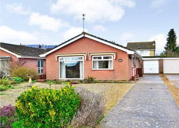 Thumbnail 3 bedroom detached bungalow for sale in Cherrywood, Harleston