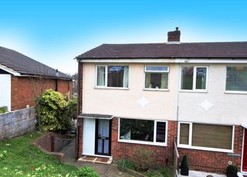 Thumbnail 2 bed semi-detached house for sale in Sussex Drive, Walderslade, Chatham