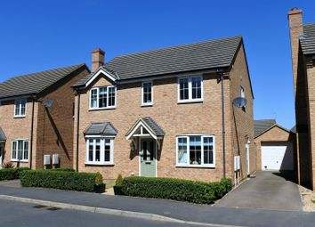 Thumbnail 4 bed detached house for sale in Scarsdale Way, Grantham