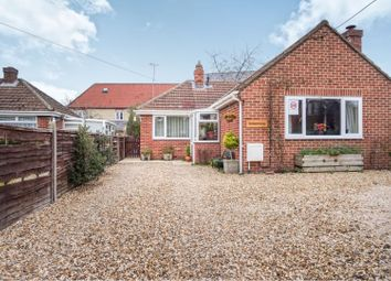 Thumbnail 2 bed detached bungalow for sale in Witts Lane, Swindon