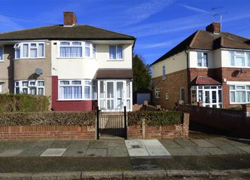 Thumbnail 3 bed semi-detached house to rent in Sussex Avenue, Isleworth
