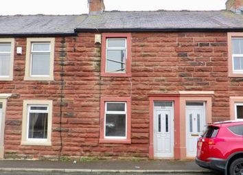 Thumbnail 2 bed terraced house for sale in Cranbourne Street, Workington, Cumbria