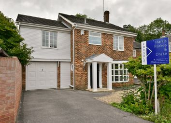 Thumbnail 4 bedroom detached house to rent in Stanstead Close, Rowlands Castle