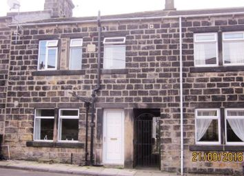 Thumbnail 2 bed terraced house for sale in Football, Yeadon, Leeds