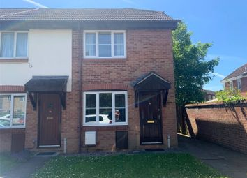 Thumbnail 2 bed end terrace house to rent in Roman Way, Bicester, Oxfordshire