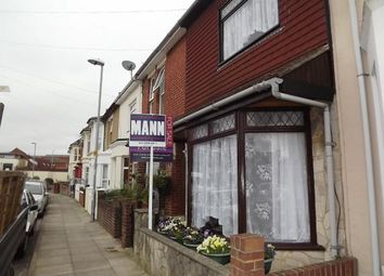 Thumbnail 3 bed terraced house for sale in Southsea, Hampshire, England