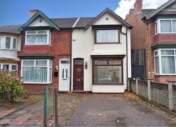Thumbnail 2 bed end terrace house for sale in Ilsley Road, Birmingham