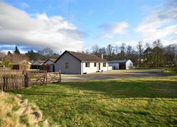 Thumbnail 3 bed detached bungalow for sale in Nethy Bridge